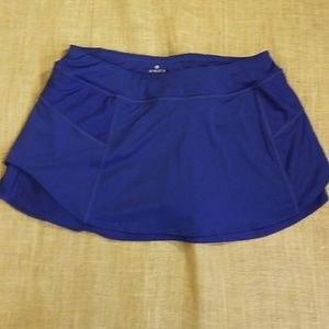 2 panel athletica tennis skirt - Large